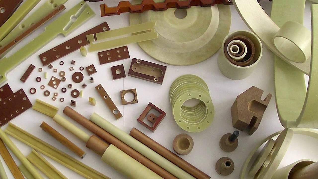 изделия из текстолита