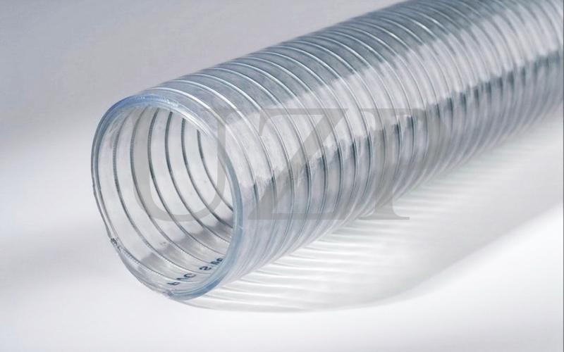 Рукава ПВХ с металлической спиралью