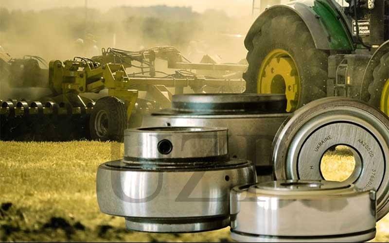 підшипники для сільськогосподарської техніки